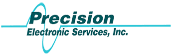 Precision Electronic Services Logo