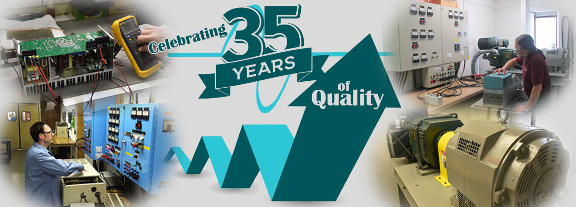 Celebrating 35 Years of Quality | Precision Electronic Services, Inc.