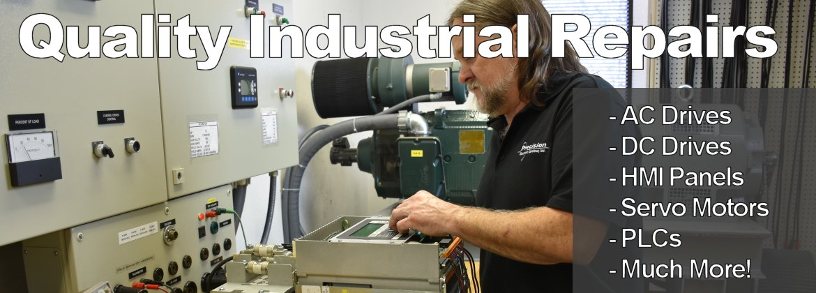 Quality Industrial Repair | Precision Electronic Services, Inc.