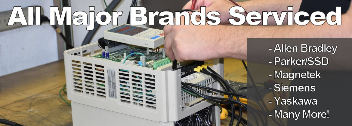 All Major Brands Serviced | Precision Electronic Services, Inc
