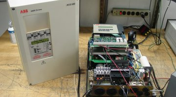 ABB ACS500 AC Drive Repair and Testing | Precision Electronic Services