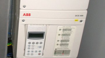 ABB DCS DC Drive Repair and Testing | Precision Electronic Services