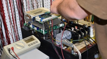 AC Drive Expert Repair For All Major Brands | Precision Electronic Services, Inc.