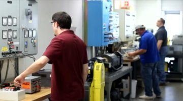 Our Technicians | Precision Electronic Services, Inc