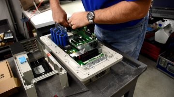 Allen Bradley AC Drive Repair and Testing | Precision Electronic Services