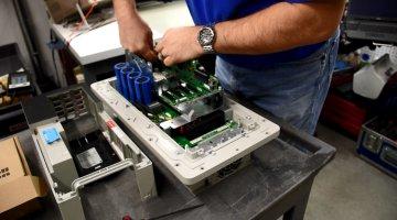 Brilliant Allen Bradley Ac Drive Repair Precision Electronic Services Wiring 101 Cabaharperaodorg