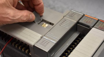 Allen Bradley PLC Expert Repair and Testing | Precision Electronic Services, Inc.