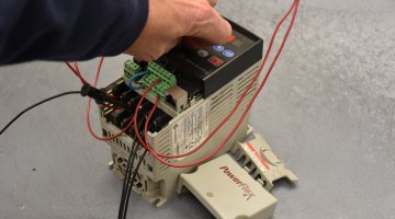Allen Bradley PowerFlex 4 AC Drive Repair | Precision Electronic Services, Inc