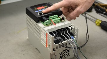 Allen Bradley PowerFlex 4 VFD Repair | Precision Electronic Services, Inc
