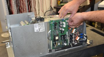 Allen Bradley PowerFlex AC Drive Repair | Precision Electronic Services