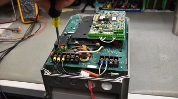 Expert Baldor Repair | Precision Electronic Services, Inc.