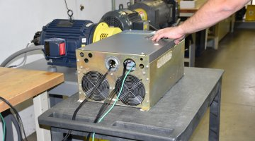 Baldor Repair and Testing | Precision Electronic Services, Inc.