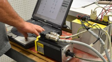 Baldor Servo Drive Repair and Testing | Precision Electronic Services, Inc