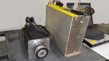 Baldor Servo Motor Repair and Testing | Precision Electronic Services, Inc.