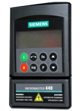 Siemens Micromaster 440 Overview