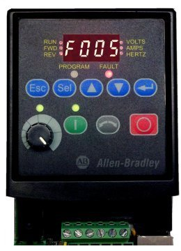 PowerFlex 40 Fault Codes