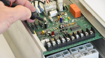 Cranetrol Repair and Testing | Precision Electronic Services, Inc.