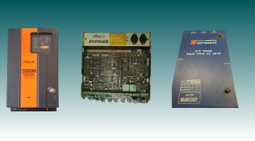 DC Drive Repair For All Major Brands | Precision Electronic Services, Inc.