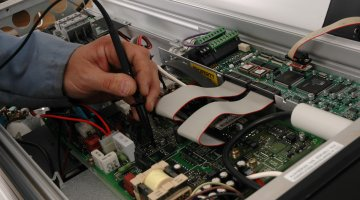Danfoss AC Drive Repair and Testing | Precision Electronic Services, Inc.