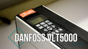 Danfoss VLT5000 Drive Repair Video | Precision Electronic Services, Inc.