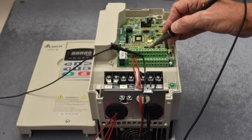 Delta Electronics VFD Repair | Precision Electronic Services, Inc.