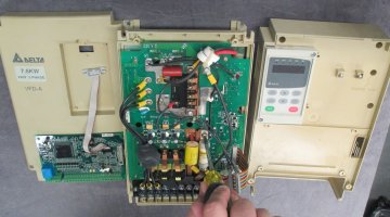 Delta Electronics VFD Expert Repair | Precision Electronic Services, Inc