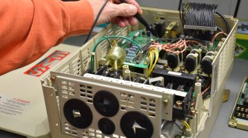 EMS AC Drive Expert Repair | Precision Electronic Services, Inc.