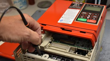 EMS AC Drive Repair and Testing | Precision Electronic Services