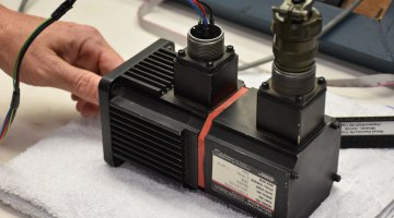 Electro-Craft Servo Motor Repair and Testing | Precision Electronic Services, Inc
