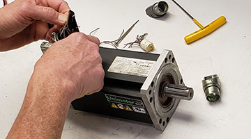 Emerson Motor Repair | Precision Electronic Services, Inc
