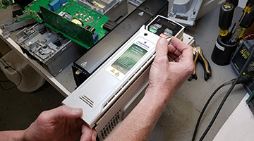 Emerson Drive Repair | Precision Electronic Services, Inc