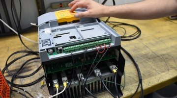 Eurotherm 590+ Expert Drive Repair | Precision Electronic Services