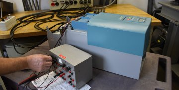 Eurotherm 690+ Repair and Testing | Precision Electronic Services, Inc.