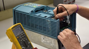 Eurotherm AC Drive Expert Repair | Precision Electronic Services, Inc.