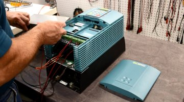 Eurotherm DC Drive Repair and Testing | Precision Electronic Services, Inc.
