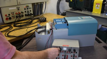 Eurotherm Drive Repair and Testing | Precision Electronic Services. Inc.