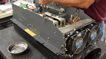 Factory Trained Eurotherm Drive Repair | Precision Electronic Services. Inc.