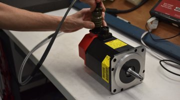 Fanuc Servo Motor Expert Repair | Precision Electronic Services, Inc.