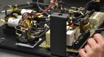 Fincor DC Drive Repair and Testing | Precision Electronic Services, Inc.