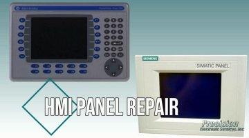HMI Panel Repair Video | Precision Electronic Services, Inc.