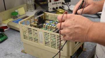 IDM Controls AC Drive Repair and Testing | Precision Electronic Services, Inc