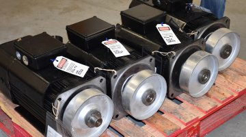 Indramat Servo Motor Repair Service | Precision Electronic Services, Inc.