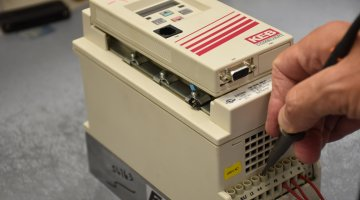 KEB Combivert VFD Repair | Precision Electronic Services, Inc