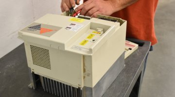 KEB Combivert Elevator Drive Repair | Precision Electronic Services, Inc