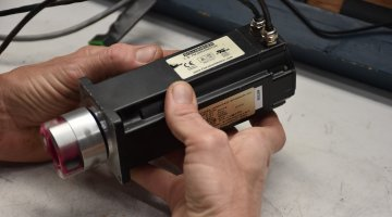 Kollmorgen Servo Motor Repair and Testing | Precision Electronic Services, Inc.