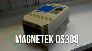 Magnetek DS308 Drive Repair Video | Precision Electronic Services, Inc.