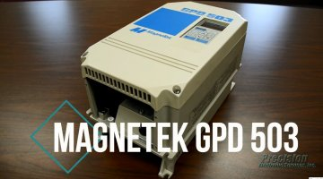 Magnetek GPD 503 Drive Repair Video | Precision Electronic Services, Inc.