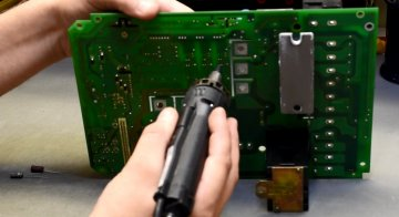 Magnetek GPD 506 Repair and Testing | Precision Electronic Services