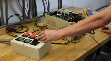 Magnetek Repair and Testing | Precision Electronic Services, Inc.