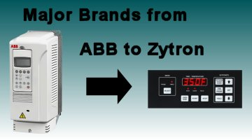 Major Brands from ABB to Zytron | Precision Electronic Services.